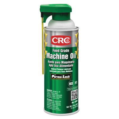 CRC CRC Food Grade Machine Oil, 16 oz, Aerosol Can