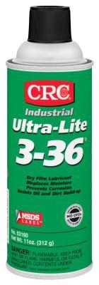 CRC Ultra-Lite 3-36 Lubricants, 16 oz Aerosol Can