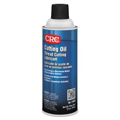 CRC Cutting Oils, Aerosol Can, 16 oz
