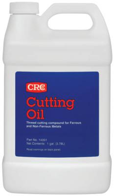 CRC Cutting Oils, Bottle, 1 gal