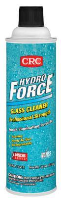CRC HydroForce Glass Cleaners Professional Strength, 18 oz Aerosol Can