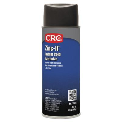 CRC Zinc-It Instant Cold Galvanize, 16 oz Aerosol Can
