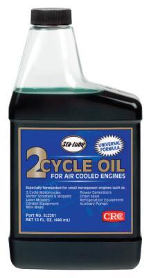 CRC Universal 2-Cycle Oils, 15 oz Bottle