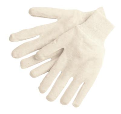 MEMPHIS GLOVE Cotton Jersey Gloves, Large