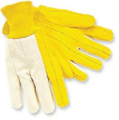 MEMPHIS GLOVE Golden Chore Gloves, Large, Gold