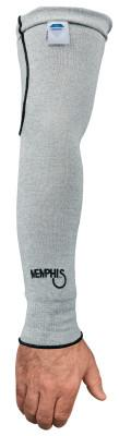 MEMPHIS GLOVE Dyneema Sleeves, 10 Gauge Dyneema, Gray