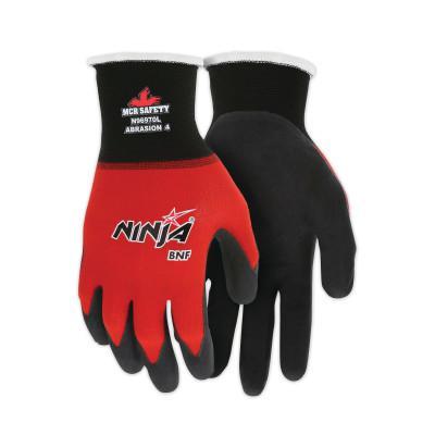 MEMPHIS GLOVE Ninja BNF Gloves, Large, Black