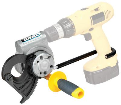 IDEAL INDUSTRIES PowerBlade Cable Cutters, 18.5 in, Shear Cut