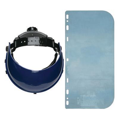 CREWS Ratchet Headgear, 8in x 15in, Polycarbonate