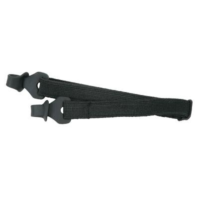 CREWS Elastic Spoggle Strap, Black