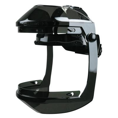 CREWS Double Matrix Headgear, Gray, Polycarbonate