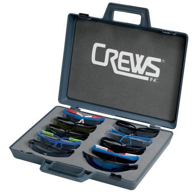 CREWS Eyeglass Cases, Empty Sample Case