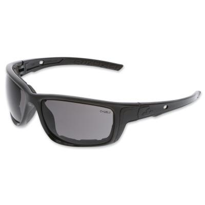 CREWS CHARCOAL FRAME, GRAY UV-AF LENS
