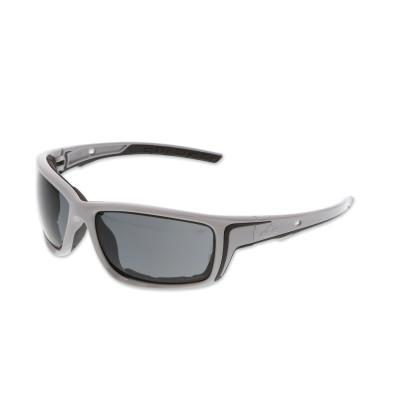 CREWS GRAY FRAME, GRAY MAX6 POLARIZED LENS