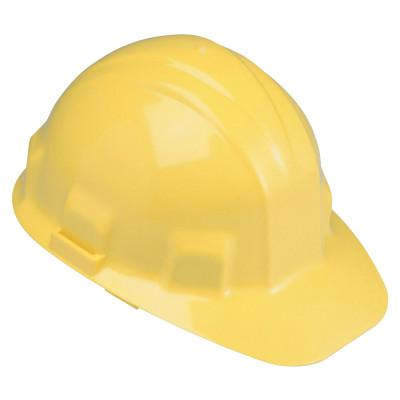 JACKSON SAFETY Sentry III Welding Caps, 6 Point Ratchet, Yellow