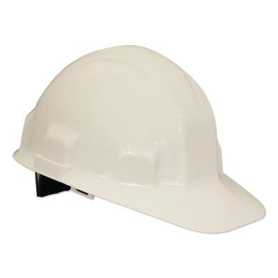 JACKSON SAFETY Sentry III Welding Caps, 6 Point Ratchet, White