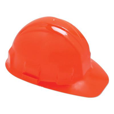 JACKSON SAFETY Sentry III Hard Hat, Hi-Viz Orange