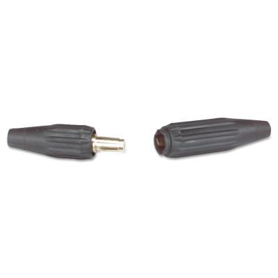 JACKSON SAFETY Quik-Trik Cable Connector, Single Dome-Nose Connection, QNB-2-BP