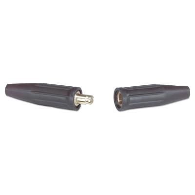 JACKSON SAFETY Uni-Trik Cable Connector, Double Dome-Nose Connection, 3/0-4/0 AWG Cap.