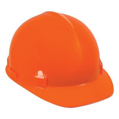 JACKSON SAFETY SC-6 Hard Hat, 4-point Ratchet, Front Brim Safety Cap, Orange