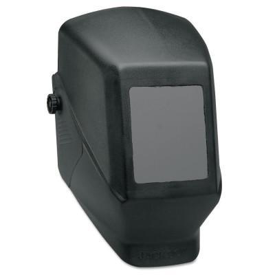 JACKSON SAFETY WH10 HSL 100 Passive Welding Helmet, Green; #10, Black, HSL 100, 4 1/2 x 5 1/4