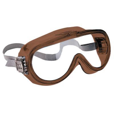 KIMBERLY-CLARK PROFESSION V80 MRXV Safety Goggles, Clear/Smoke