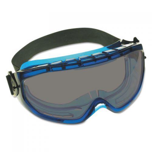 KIMBERLY-CLARK PROFESSION V80 MONOGOGGLE XTR Goggles, Smoke/Blue