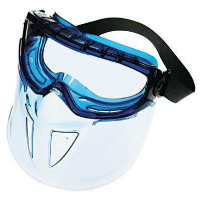 KIMBERLY-CLARK PROFESSION V90 SHIELD Goggles, Clear/Blue