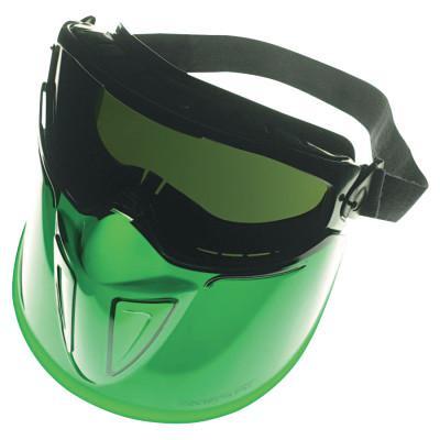 KIMBERLY-CLARK PROFESSION V90 SHIELD Goggles, IR/UV 5.0/Black