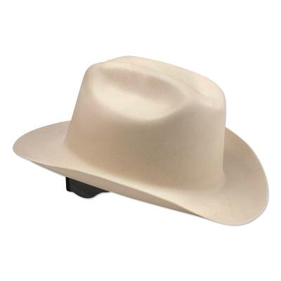JACKSON SAFETY WESTERN OUTLAW Hard Hats, 4 Point Ratchet, Tan