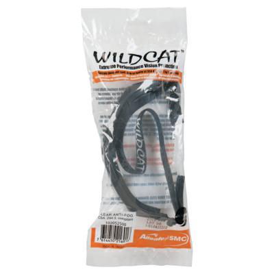 KIMBERLY-CLARK PROFESSION V80 WILDCAT Goggles, Clear/Black