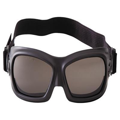KIMBERLY-CLARK PROFESSION V80 WILDCAT Goggles, Smoke/Black