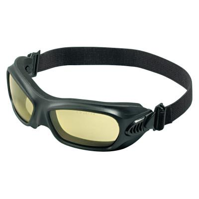 KIMBERLY-CLARK PROFESSION V80 WILDCAT Goggles, Amber/Black