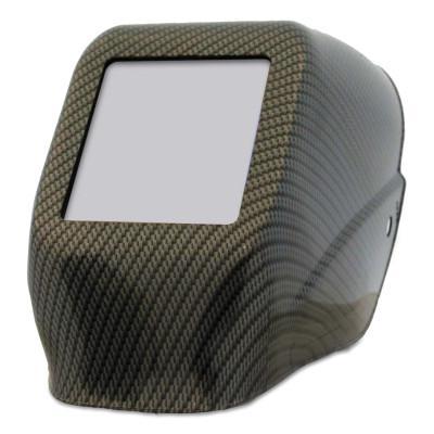 JACKSON SAFETY WH10 HLX 100 Passive Welding Helmet, Green; #10, Carbon Fiber, 4 1/2 x 5 1/4