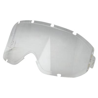 KIMBERLY-CLARK PROFESSION V80 Monogoggle XTR OTG Goggles Replacement Lens, Anti-Fog, Clear, Polycarbonate