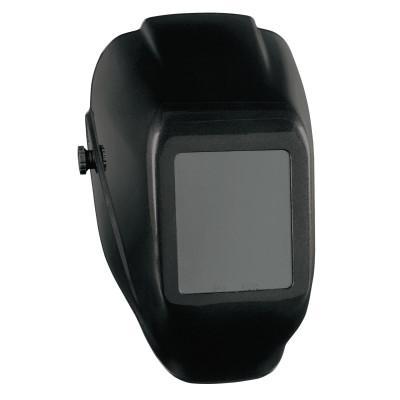 JACKSON SAFETY HaloX Welding Helmets, Shade 10, Black, Passive Style