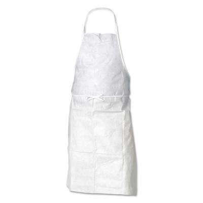 KIMBERLY-CLARK PROFESSION KleenGuard A40XP Liquid and Particle Protection Aprons, White