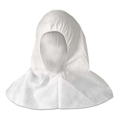 KIMBERLY-CLARK PROFESSION Kleenguard A20 Breathable Particle Protection Hoods, Universal, White
