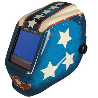 JACKSON SAFETY TrueSight II Digital Variable ADF Welding Helmet, Stars and Scars
