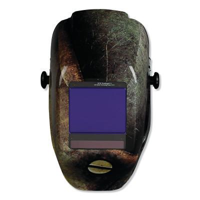 JACKSON SAFETY TrueSight II Digital Variable ADF Welding Helmet, Metal