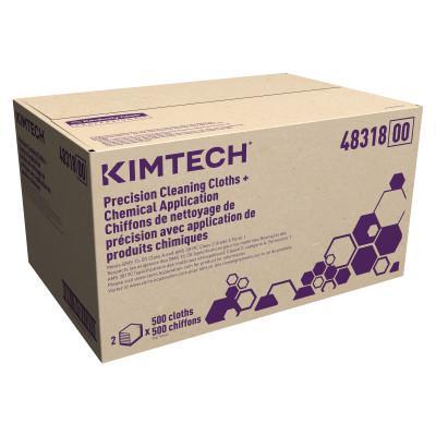 KIMTECH KIMTECH Precision Cleaning Cloths Chemical Application, 12 x 12.5, Spunlace