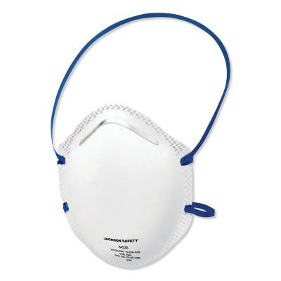 JACKSON SAFETY R10 Particulate Respirators, White