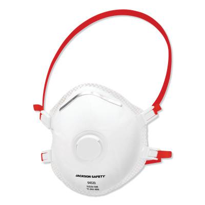 JACKSON SAFETY R30 Particulate Respirators, White