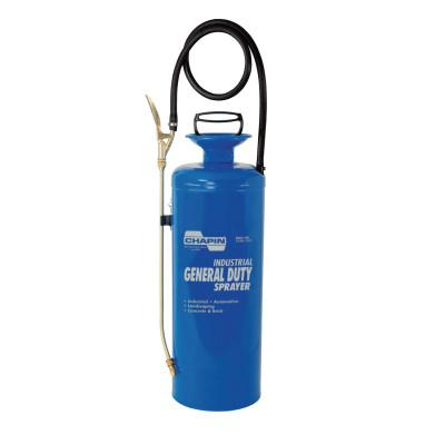 CHAPIN General-Duty Sprayer, 3 1/2 gal, 18 in Extension, 42 in Hose