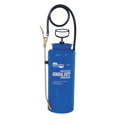 CHAPIN General-Duty Sprayer, 3 gal, 18 in Extension, 42 in Hose