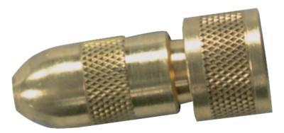 CHAPIN Brass Sprayer Nozzle; Adjustable Brass Cone Pattern Nozzles