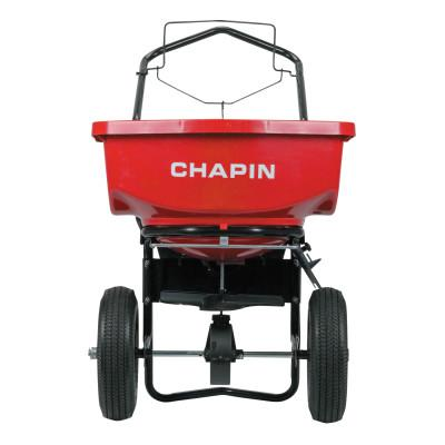 """CHAPIN 8001 70# SURESPREADED W//10"""" RUBBER TIRES"""