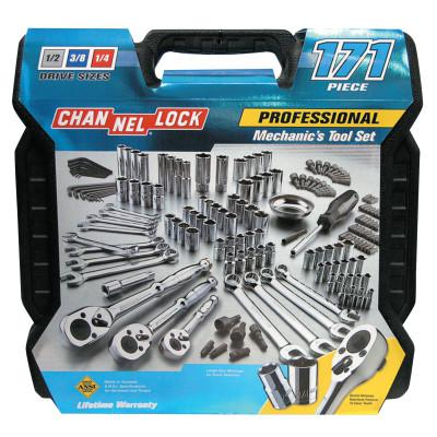 CHANNELLOCK 171 Pc. Mechanic's Tool Sets