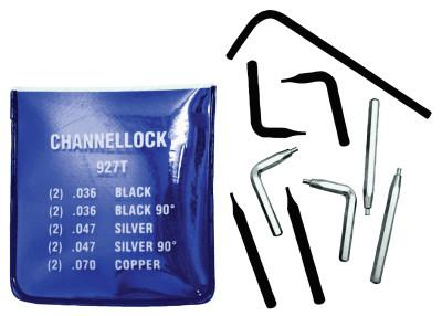 CHANNELLOCK Snap Ring Pliers Tip Kit