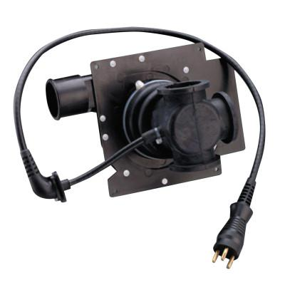 3M Breathe Easy Turbo Replacement Motor Blower Assemblies, Filter Carrier w/Cable